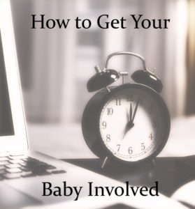 Whether your a stay at home mom or just a parent who wants to get their child involved, here are 5 easy steps to get you there. #parenting #baby #momlife
