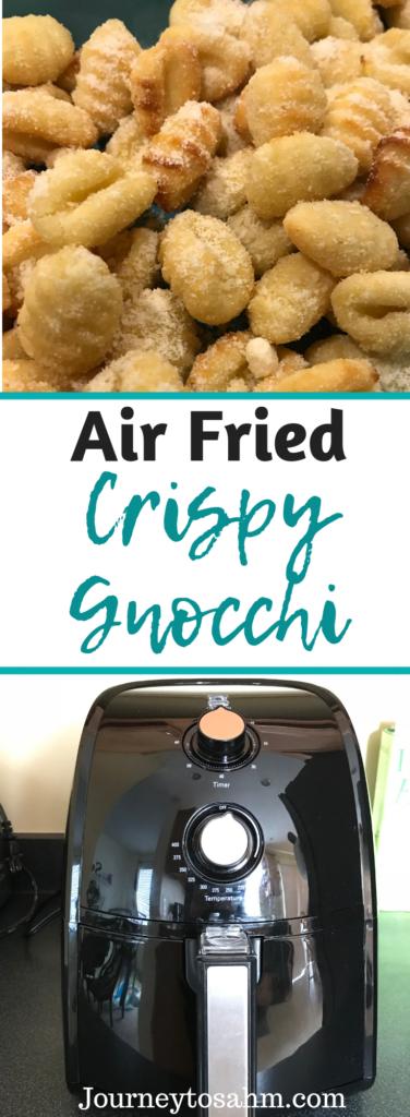 Air Fried Crispy Gnocchi recipe