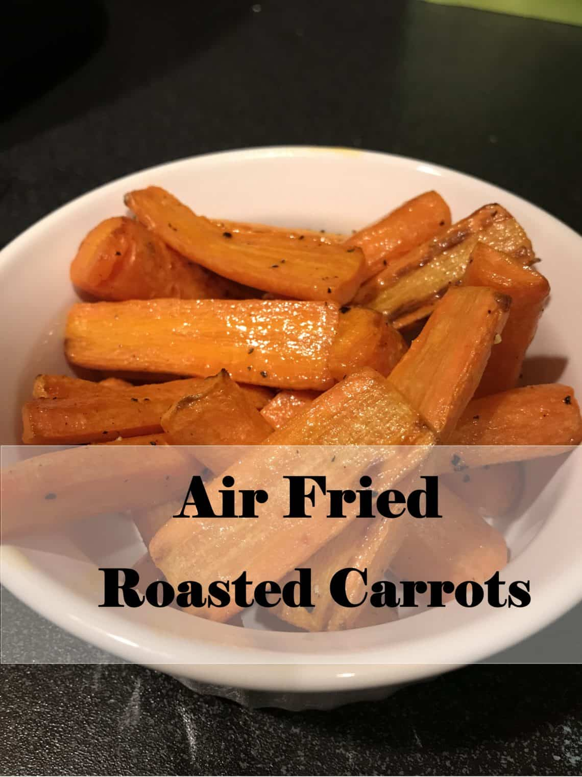 Making roasted vegetables has never been so easy. These taste just like they came out of the oven! The difference? Less time and less oil. #cooking #yummy #healthy