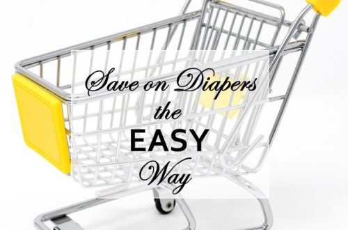 Stop overspending on diapers! Learn how to know when buying them is a good deal. It's more simple than you think. Use this one trick to save you from impulse buying on bad diaper deals. #baby #parenting #momlife