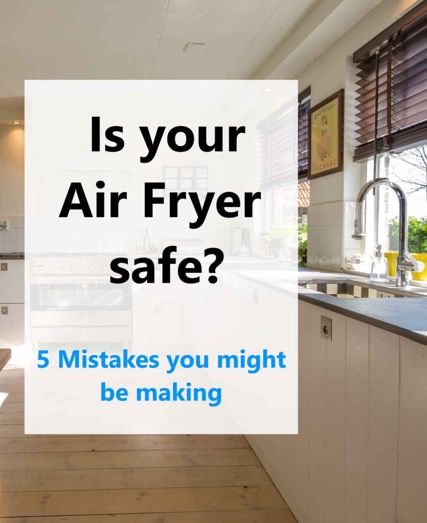 Don't make these simple mistakes when using your air fryer. Learn how to use one the right way and enjoy this appliance to its full potential. #airfryer #airfryerrecipes #foodblog #foodblogger