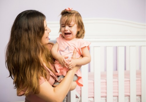 Is your toddler screaming and driving you crazy with their meltdowns? Use these simple tips for handling toddler tantrums whether your children are 18 months, 1 years old, or in their terrible twos. #parenting101 #toddlermom #tantrums
