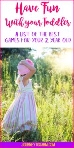 A list of the best games for your toddler. Playing games with a toddler is both educational and fun. Have fun playing games with your 2 year old. #games #fun #momlife