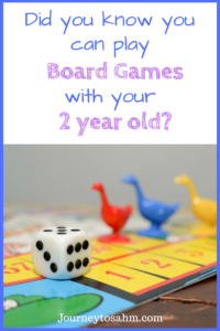 Did you know you can play board games with your 2 year old? Here is a list of fun toddler games you can play any day or any season of the year. Includes educational games and activities and indoor toddler games. Easy to play for kids. #fun #momlife #parenting