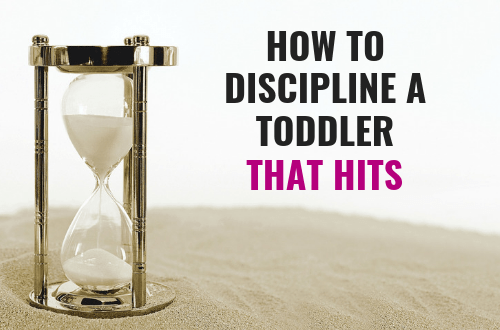 How to discipline a toddler in their terrible twos with time out. Get your 1 year old, 2 year old, or even 3 year old toddler to stop hitting with these simple positive tips for timeout. Awesome learning and teaching moments to promote expressing their feelings in a positive way. #parenthood #parenting #parentingtips #positiveparenting #parenting101