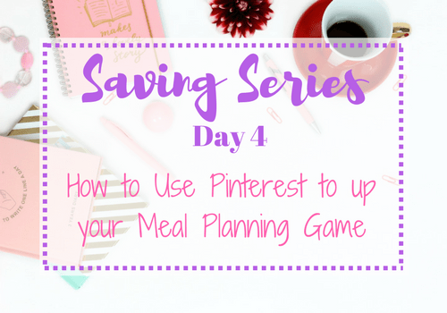 How to Use Pinterest to Up Your Weekly Meal Plan Game