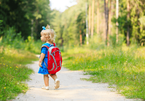 5 Amazing Ways to Use a Backpack for Exploratory Play