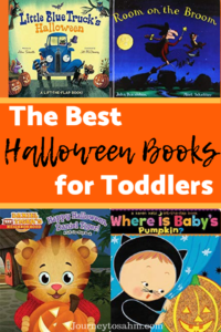 The best Halloween books for toddlers. 12 classic Halloween books for kids to read every Fall. Teach your child about trick-or-treating, costumes, and all around Halloween fun this holiday. #halloween #holiday #moms #toddlers