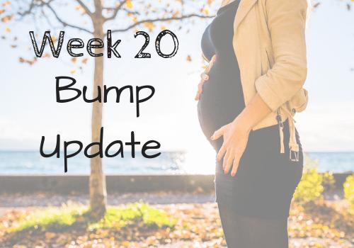 Bump Update: Week 20