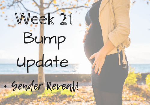 It's our gender reveal post! Find out if we are having a little baby girl or boy. We put those Old Wives Tales to the test, so it's time to see how they held up. It's week 21 in my pregnancy, so he's a quick bump update and weekly progresion pics in my second trimester. #pregnancy #momtobe #momlife #pregnancyjourney #bumpupdate