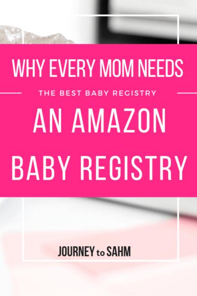 The Benefits of Amazon Baby Registry Every Mom Needs