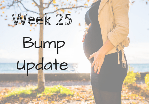 My week 25 bump update. Follow my weekly pregnancy updates that includes photo every week. All my symptoms, cravings, and fit pregnancy activity is here for you to see! #mommytobe #baby #babybump #pregnancy #parenting