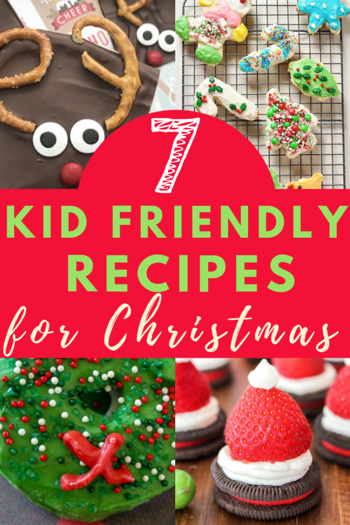 Fun and easy recipes for kids to make for xmas desserts this holiday season. Baking with friends and families have never been easier with these kid friendly Christmas recipes #holidaybaking #Christmas #baking #dessertrecipes #bakinghacks