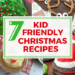 Easy kid friendly Christmas recipes that are so simple mom can do the baking with toddlers and children. Includes rice krispies gingerbread houses and holiday cookies kids can make. Make xmas more memorable cooking as families and friends. #holidaybaking #holidayrecipes #kidsactivities #baking #dessertfoodrecipes