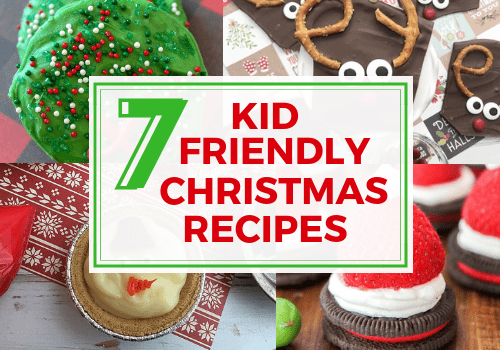 7 Easy Kid Friendly Baking Christmas Recipes Your Kids Will Love