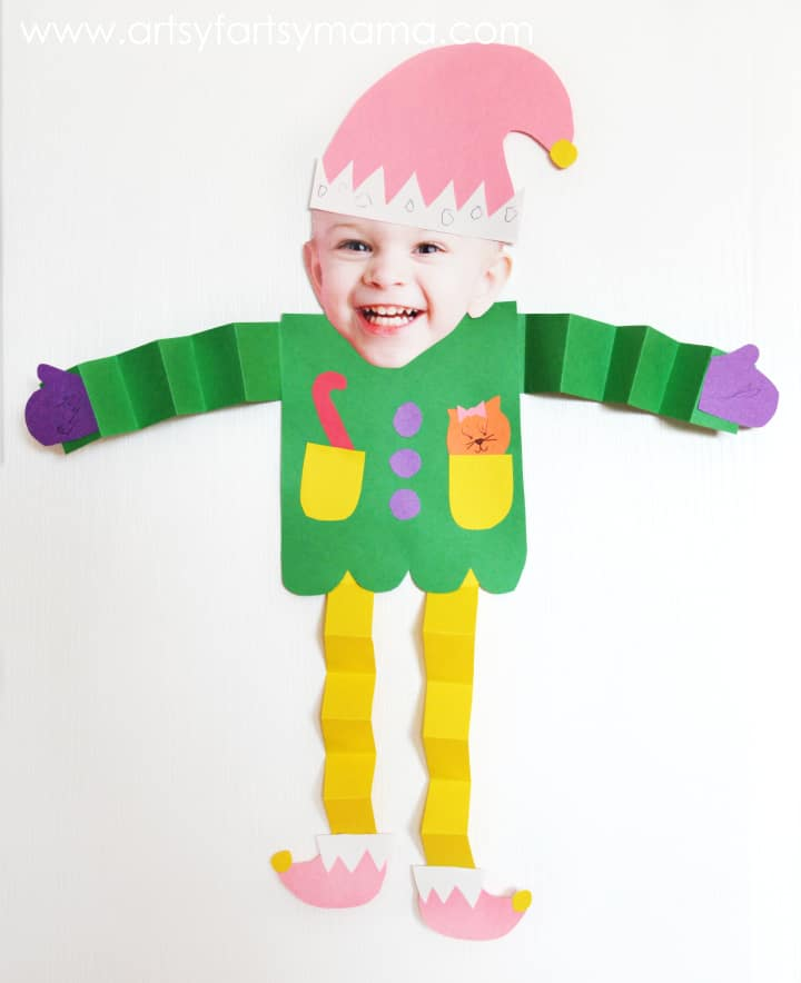 Christmas elf for toddlers age 2-3