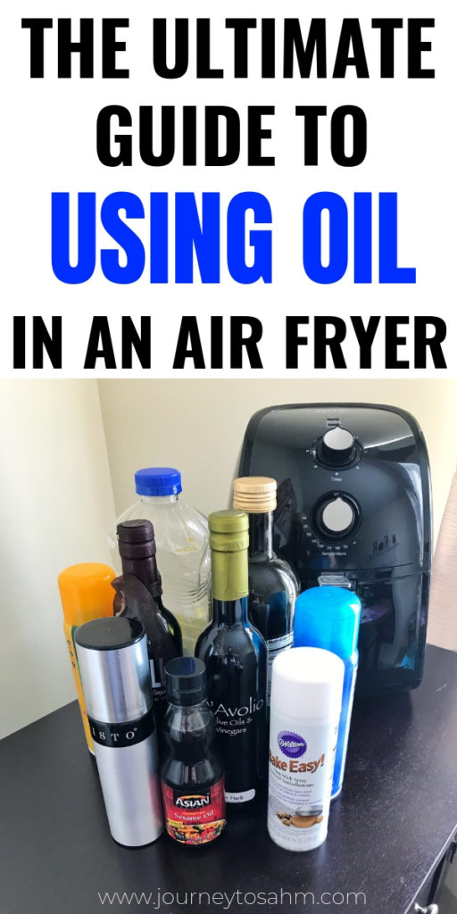 Guide to Using Oil in an Air Fryer