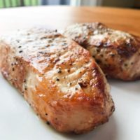 Juicy Air Fryer Pork Chops