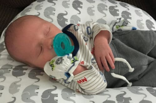 One Month Old Baby All Day Activities