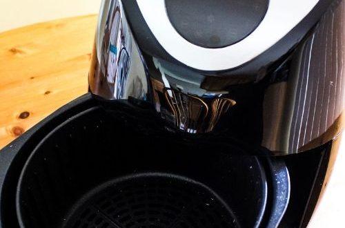 Close Up of Magic Chef Air Fryer