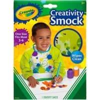 Crayola Core Art Smock