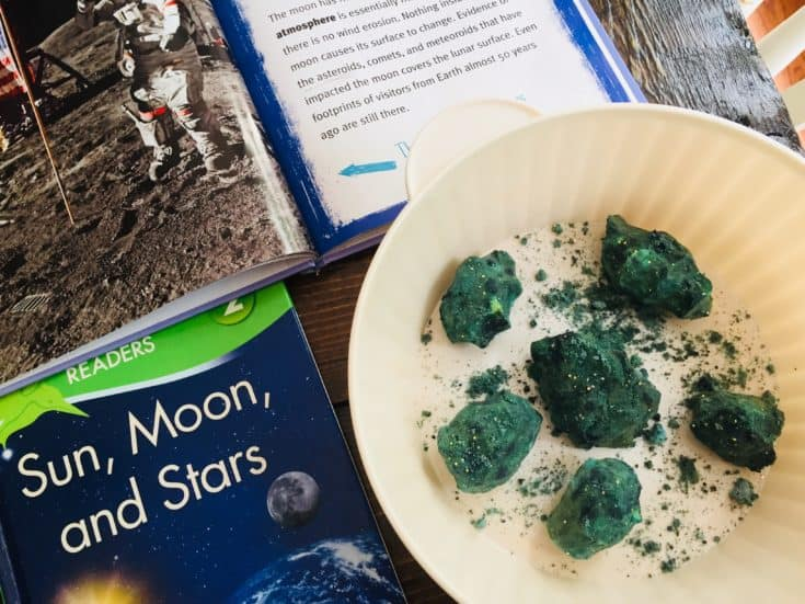 Moon Rock Science Experiment