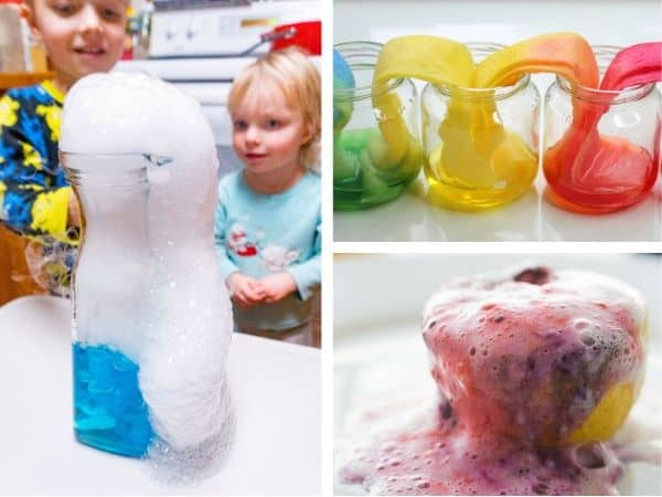 21 Very Simple Science Experiments for Kids