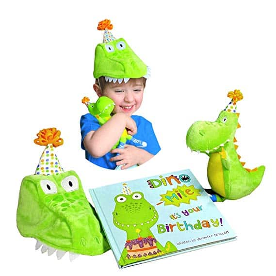 Tickle & Main - Dinosaur Birthday Package