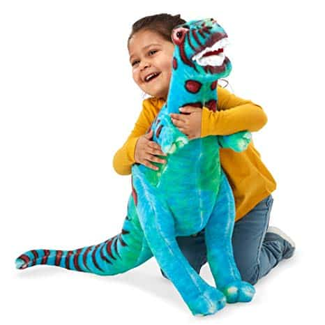 Melissa & Doug T-Rex Giant Stuffed Animal