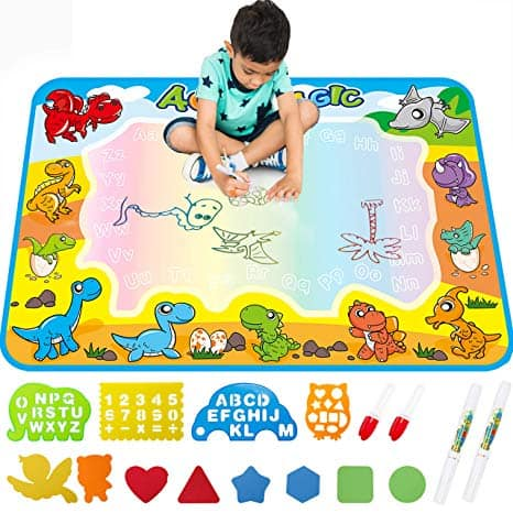 Aquadoodle Drawing Mat for Kids - Dinosaurs