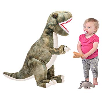 Prextex 2-Foot Tall Dinosaur T-Rex