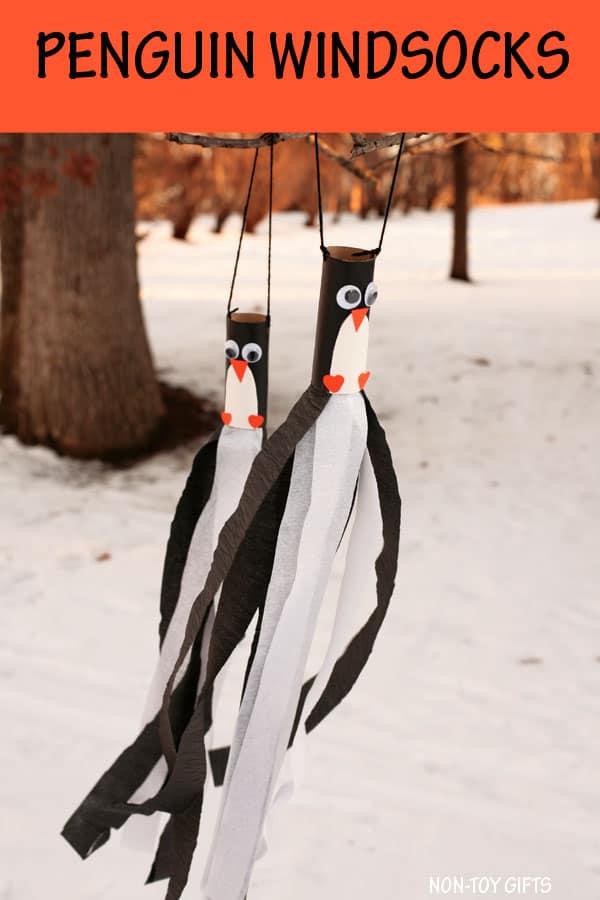 Penguin Windsocks